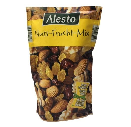 Alesto Nut & Fruit Mix микс орехов, изюма и клюквы, 200g,Германия