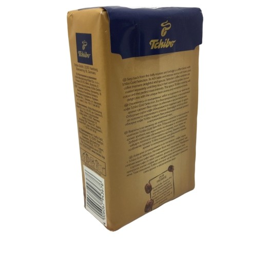 Кофе Tchibo Gold Selection 250 g