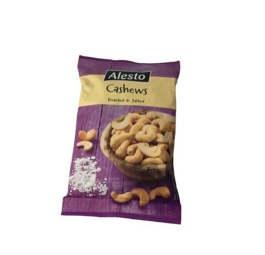 Alesto Cashew nuts Roasted & Salted 150g,Германия