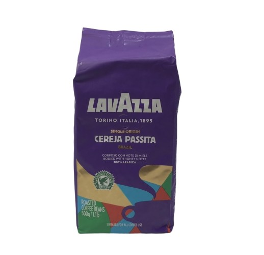 Кофе Lavazza Cereja Passita Brazil зерно 500 г