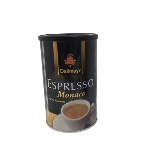 Dallmayr Espresso Monaco кофе молотый ж/б 200 g