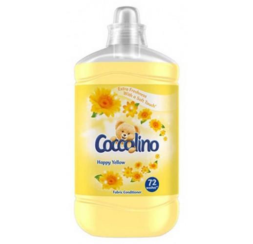 Кондиционер для белья Coccolino Happy Yellow 1.68 л