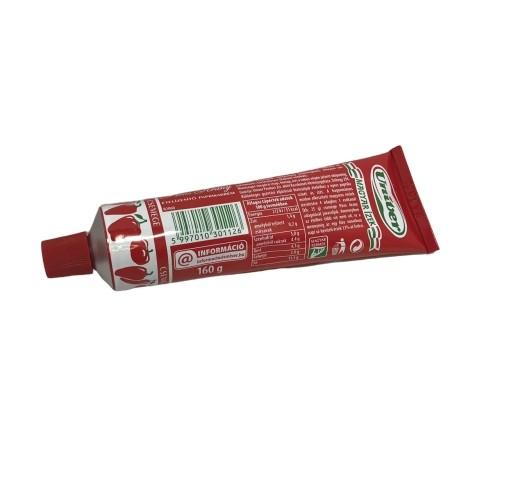 Паста univer Piros Arany Csemege 160г (сладкая)